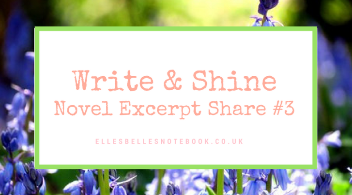 Write & Shine: My Mr Keats Excerpt Share