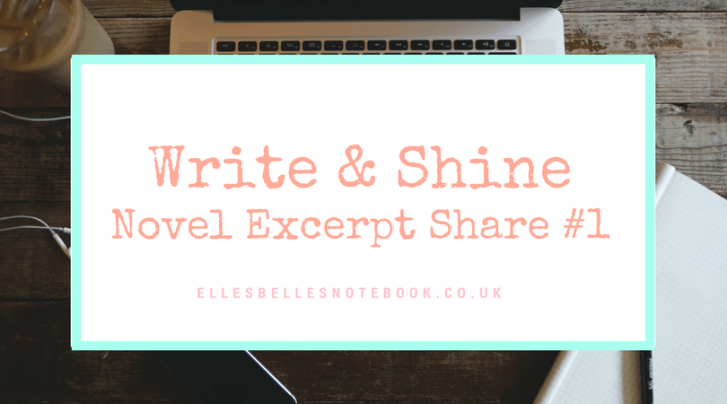 Write & Shine Excerpt Share 1