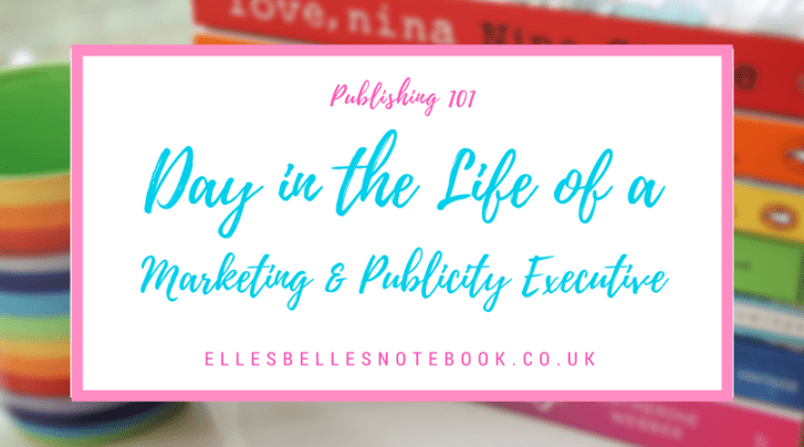 Day in the Life Marketing and Publicity Executive