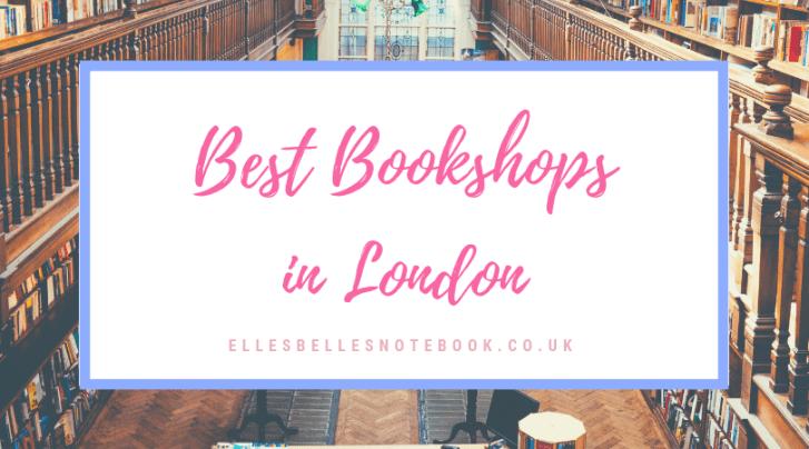 Best Bookshops in London