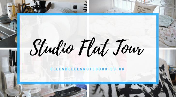 Studio Flat Tour