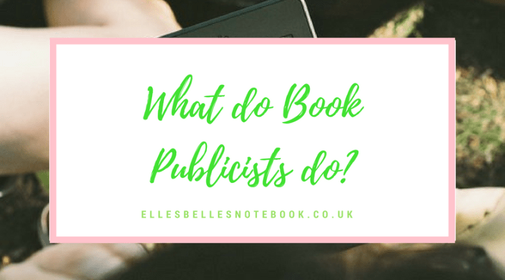 Book Publicists