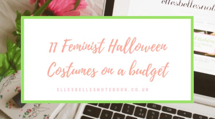 Feminist Halloween Costumes