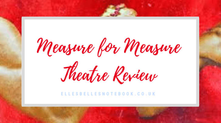 Measure for Measure at the Donmar