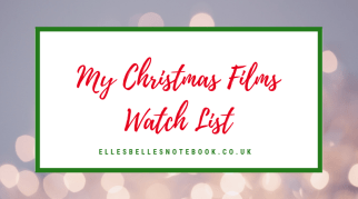 My Christmas Films Watch List