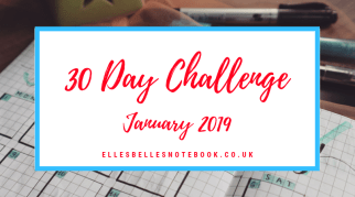 30-Day Challenge | January 2019