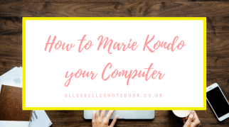 How to Marie Kondo your Computer