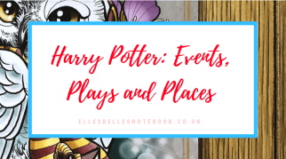 Harry Potter: Events, Plays and Places
