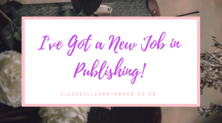 I've Got a New Job in Publishing!