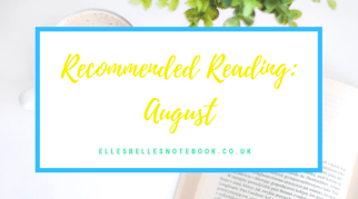 Recommended Reading: August