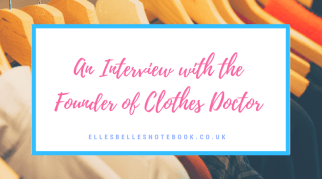 An Interview with the Founder of Clothes Doctor