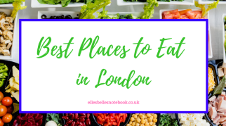 Best Places to Eat in London