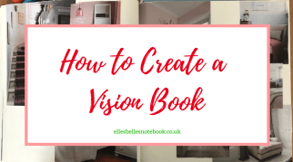 How to Create a Vision Book