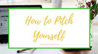 How to Pitch Yourself