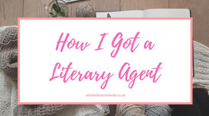 How I Got a Literary Agent