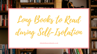 Long Books to Read in Isolation