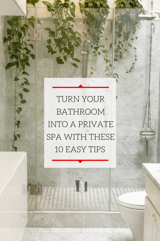 Private Spa Tips