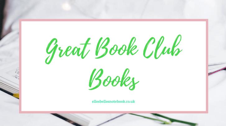 Great Book Club Books
