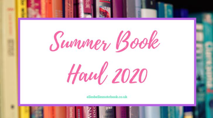 Summer Book Haul 2020