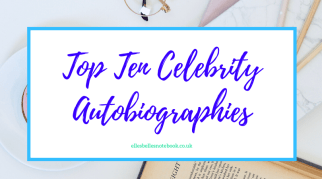 Top Ten Celebrity Autobiographies