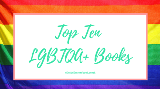 Top Ten LGBTQA+ Books