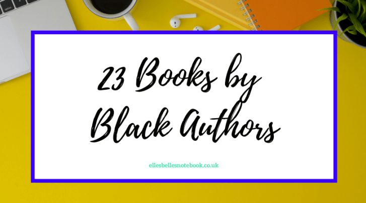 23 Books by Black Author