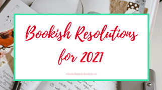 Bookish Resolutions for 2021