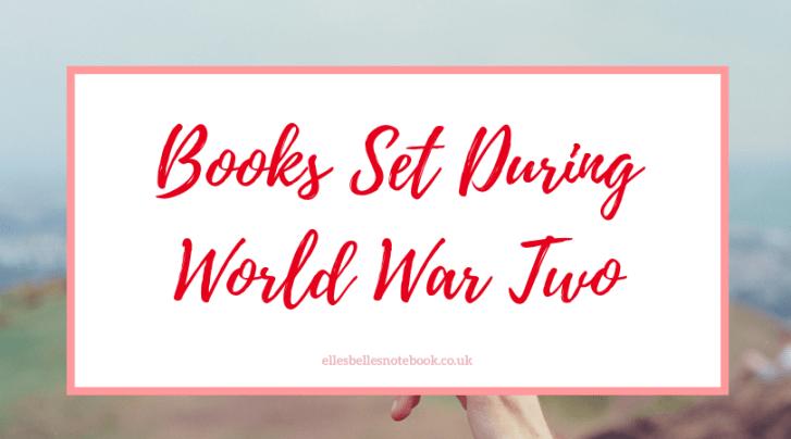 Books Set During World War Two