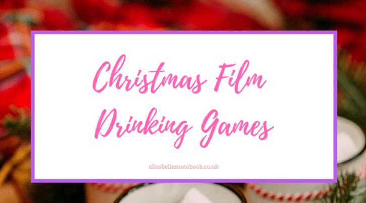 Christmas Film Drinking Games