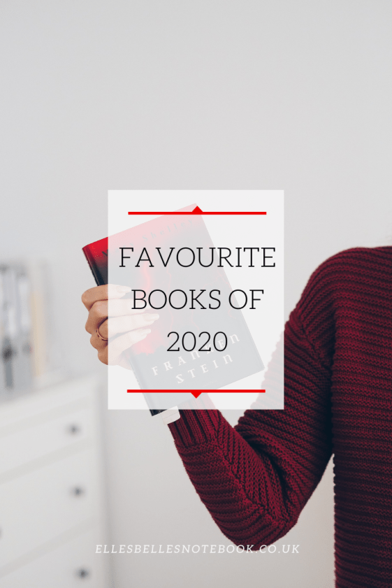 Favourite Books of 2020
