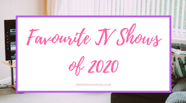 Favourite TV Shows of 2020