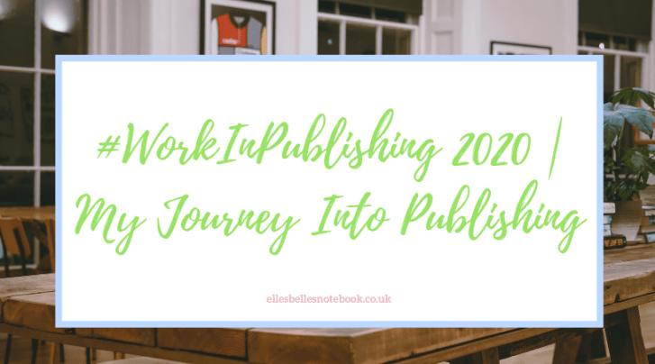 My Journey into Publishing