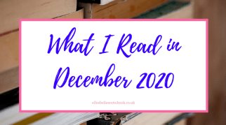What I Read in December 2020