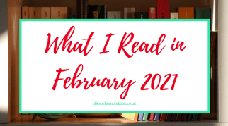 What I Read in February 2021