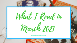 What I Read in March 2021