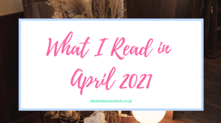 What I Read in April 2021