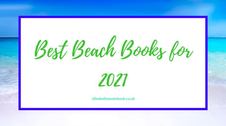Best Beach Books for 2021