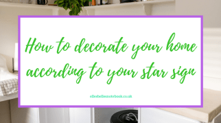 How to decorate your home according to your star sign