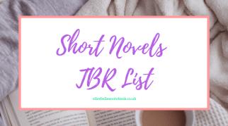 Short Novels TBR List