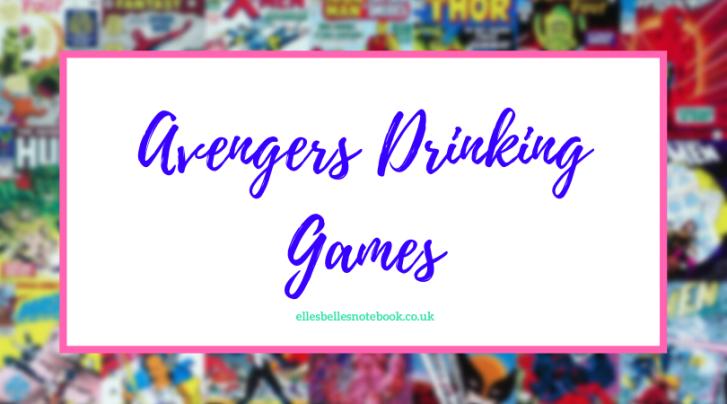 Avengers Drinking Games