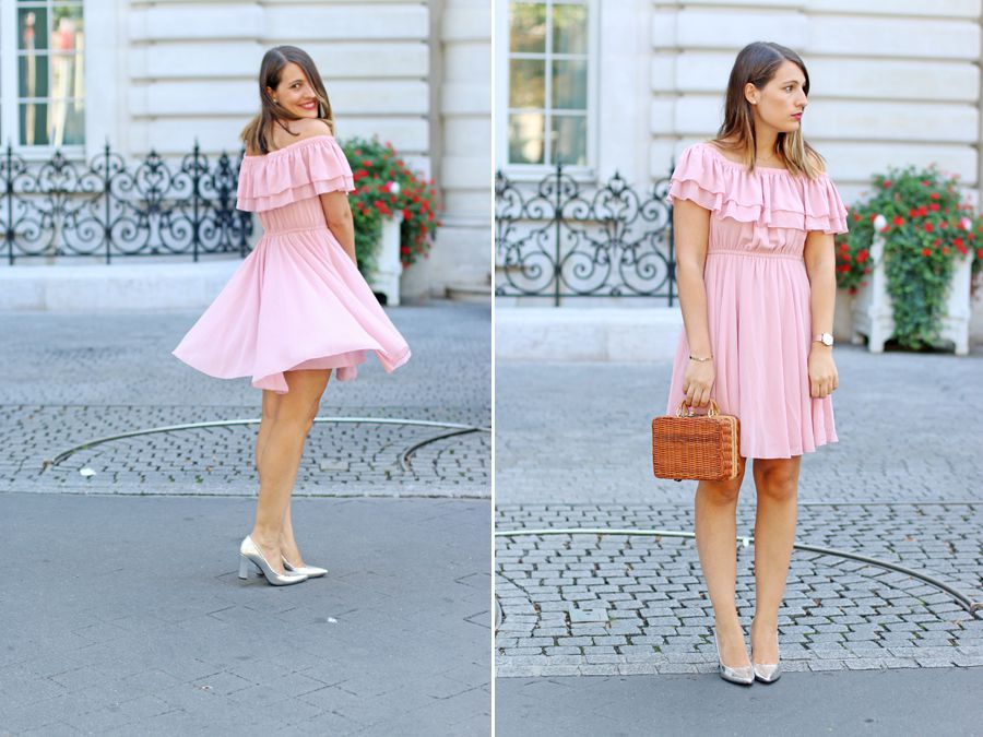 robe chicwish rose