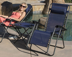 Belleze Outdoor Lounge Chairs