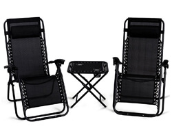 Giantex Outdoor Lounge Chairs, Best Zero Gravity Chair