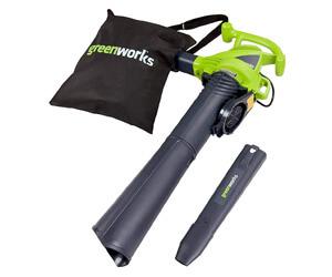 Greenworks Leaf Blower, Greenworks Leaf Vacuum