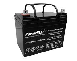 PowerStar Battery, Best Lawn Mower Battery