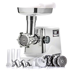 STX Electric Meat Grinder, STX Sausage Stuffer
