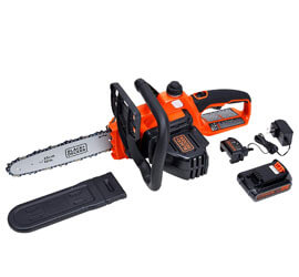 BLACK+DECKER Cordless Chainsaw