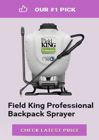 Field King Professional Backpack Sprayer, Best Backpack Sprayer