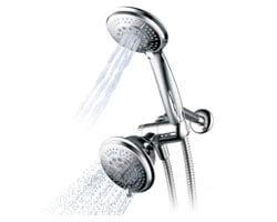 hydroluxe 1433 handheld showerhead, Best Dual Shower Head