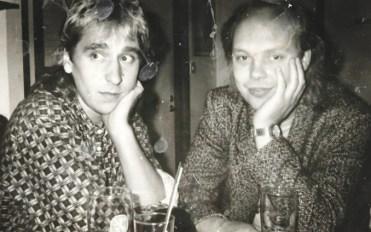 Clabbe och Micke intervju 1985